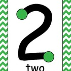 Touch Math Numbers 1-9