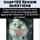 Touching Spirit Bear Chapter Questions