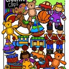 Toys, Toys, Toys {Creative Clips Digital Clipart}