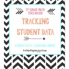 Tracking Student Data 5th Grade Math TEKS