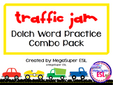 Traffic Jam Dolch Word Game Combo Pack