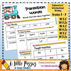 Transition Word List for Writing Offices