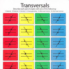 Transversals Worksheet (color)