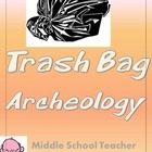 Trash bag Archeology