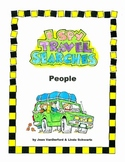 Travel Games for Kids • I Spy Travel Searches • People