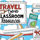 Travel Theme Pack from Teacher's Clubhouse