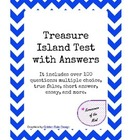Treasure Island Book Test with Answers