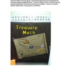 Treasure Math Bulletin Board