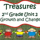 Treasures 2nd Grade Language Arts Reading Unit 2 Bundle Ma