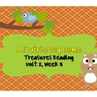 Treasures Reading Resources Unit 2, Week 3 (A Prairie Dog Home)