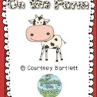 "Treasures Resources for ""Click, Clack, Moo: Cows that Type"