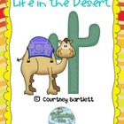 "Treasures Resources for ""Dig, Wait, Listen: A Desert Toad's Tale"""