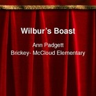 Treasures Vocabulary Power Point for Wilbur's Boast