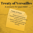 Treaty of Versailles Scenario