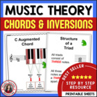 Triads and Inversions Explained PPT