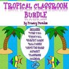 Tropical Classroom Bundle Pack