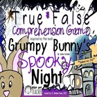 True False Comprehension Game inspired by Grumpy Bunny's S