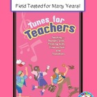 Tunes/Teachers... Thematic Units, Thinking Skills,Time-on-