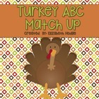 Turkey ABC Match Up Game