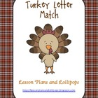 Turkey Alphabet Match