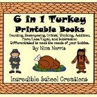 Turkey Books - 5 in 1 product!
