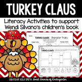Turkey Claus! Literacy Activities