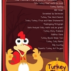 Turkey Fun! A thematic unit on TURKEYS!!!