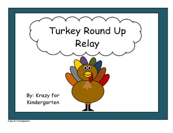 Turkey Round Up Relay