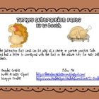 Turkey Subtraction Facts