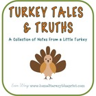 Turkey Tales and Truths