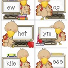 Turkey Time Mixed Up Sight Words