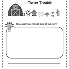 Turkey Trouble Comprehensive Pack
