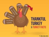Turkey facts - Thankful Turkey