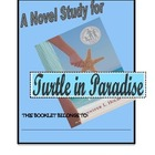 Turtle in Paradise by Jennifer L Holm: A Novel Study