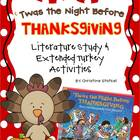 'Twas the Night Before Thanksgiving: Literature Study & Tu