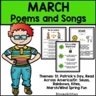 Twenty Poems/Songs for March
