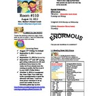 2.1.1 Twin Club Reading Street 2nd Grade Newsletter Unit 1 Week 1