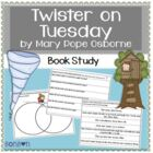 Twister on Tuesday- Magic Tree House Common Core Book Study