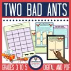 Two Bad Ants Guided Reading Unit by Chris Van Allsburg