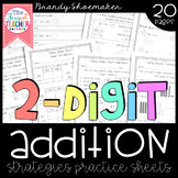 Two-Digit Addition Mega Pack