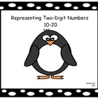 Two-digit number representation 10-20