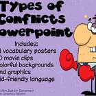Types of Conflicts Powerpoint