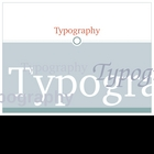 Typography PowerPoint
