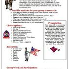 U.S. Civil War and Slavery Unit: Activities, Lessons, Work