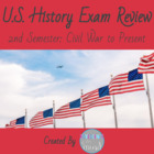 US History Civil War to Present 2nd Semester Review