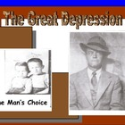 U.S. History Great Depression Special Needs Ed & ELD Writi