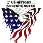 US History Lecture Notes