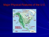 U.S. Physical Features