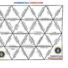 U.S. President and Nicknames Puzzle, Crossword, and Flashcards