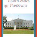 U.S. Presidents Thematic Unit Bundle